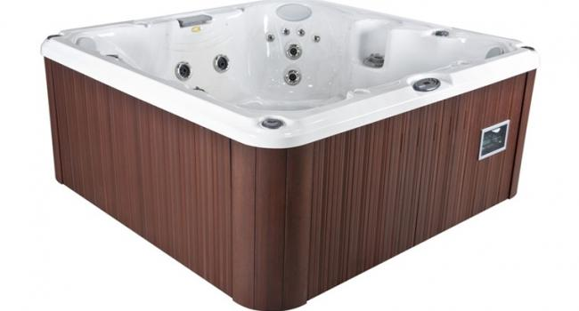 Jacuzzi® PREMIUM J-245 ROASTED CHESTNUT