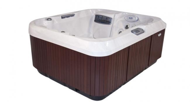 Jacuzzi® PREMIUM J-415 from side