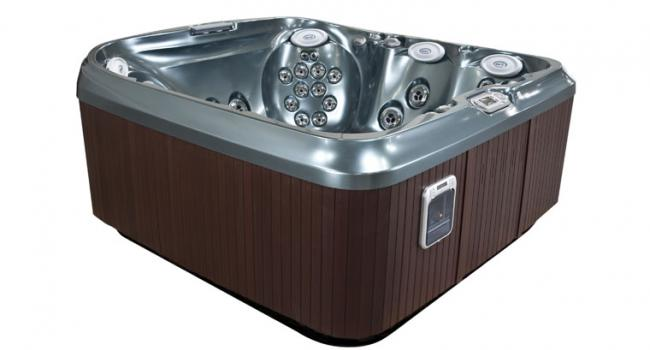 Jacuzzi® PREMIUM J-465 from side